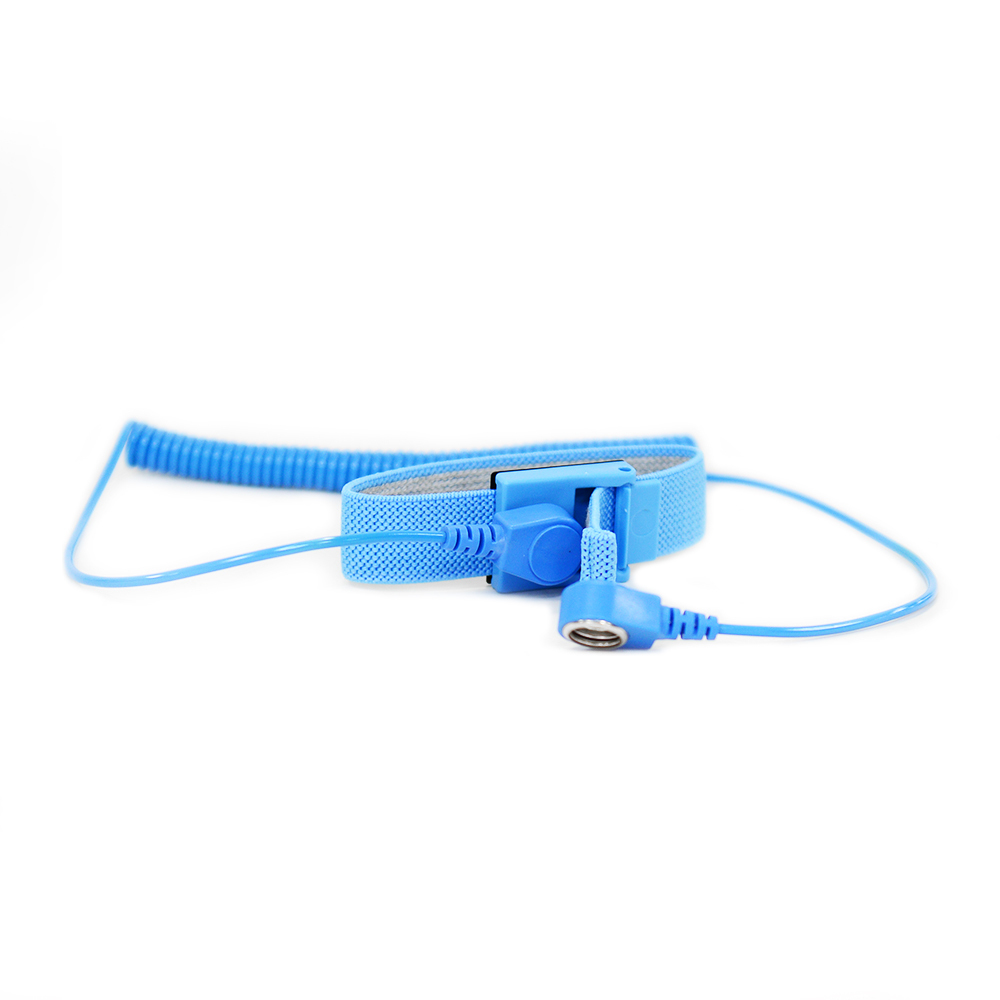 Anti Static Wrist Strap - Adjustable Elastic